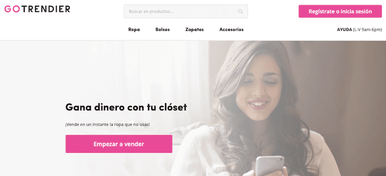 Venta de ropa en México y Colombia