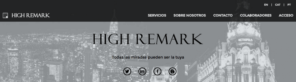 Cliente Misterioso en High Remark
