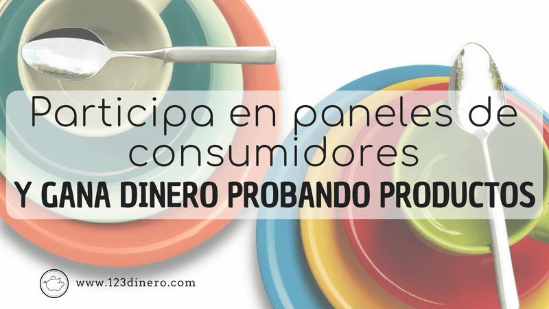 Panel de consumidores: otra manera de probar productos y ganar dinero