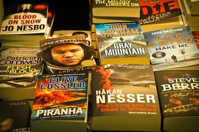 Conseguir dinero vendiendo tus libros