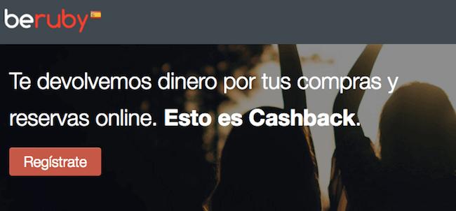 Cashback Beruby