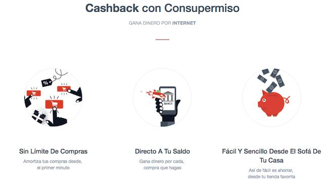 ConSuPermiso Cashback