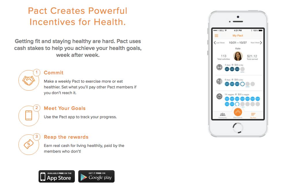 Apps que te pagan por hacer deporte