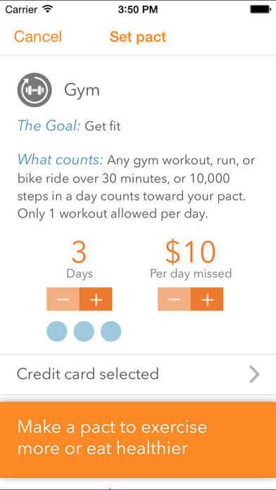 App que te paga por hacer ejercicio