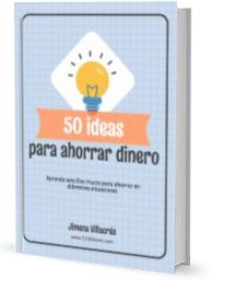50 ideas para ahorrar dinero