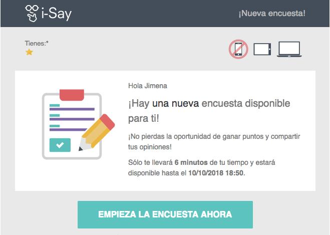 i-say encuestas