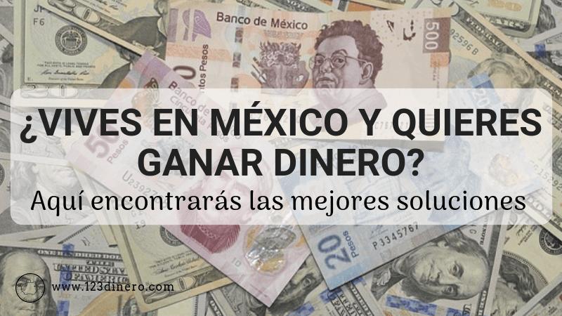 Como hacer dinero extra si vives en México 🇲🇽 💰