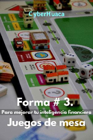 inteligencia financiera juegos