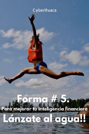 inteligencia financiera lanzarse
