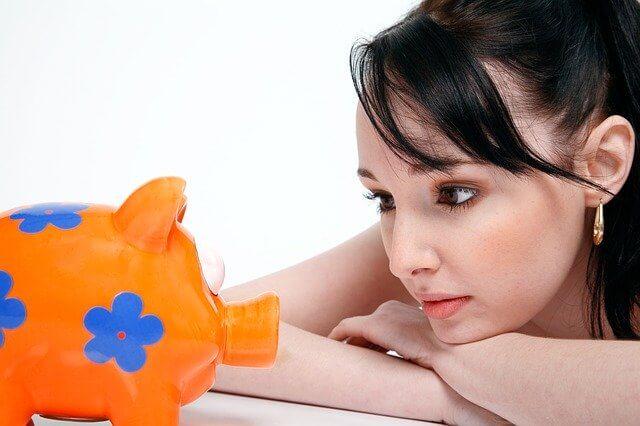 crear un colchón financiero