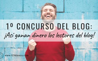 """Ganadores del concurso """"Así Gané Dinero Extra"""""""