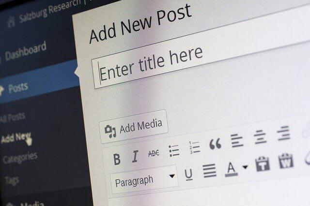 como crear un blog wordpress
