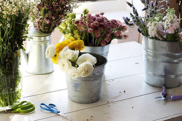 trabajar con pasion florista