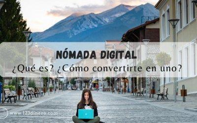 ¿Qué es un nómada digital y cómo llegar a ser uno de ellos?