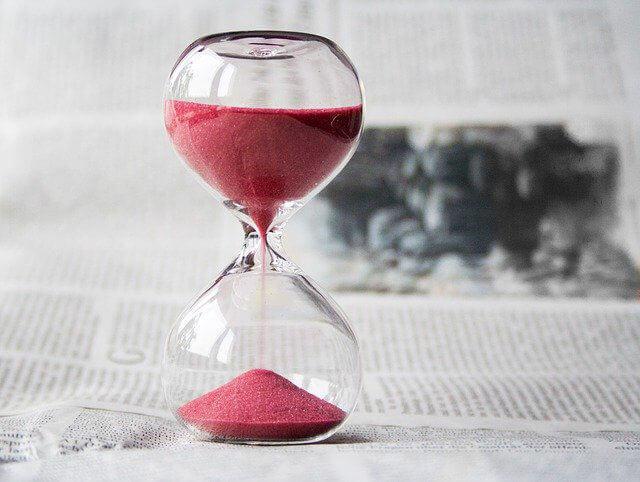 conseguir una buena gestión del tiempo
