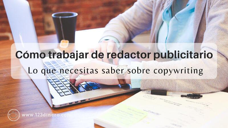 trabajar como copywriter